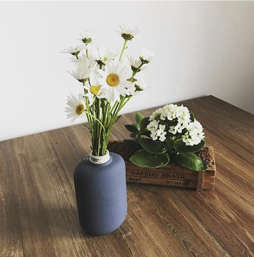 Seifenspender Vase