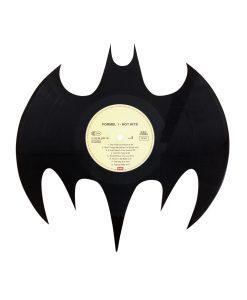 Batmanuhr Schallplatte