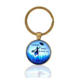 Schlüsselanhänger Mary Poppins