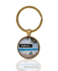 """Schlüsselanhänger """"Travel Bus"""""""