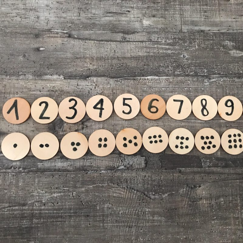 Zahlen-lern-Spiel