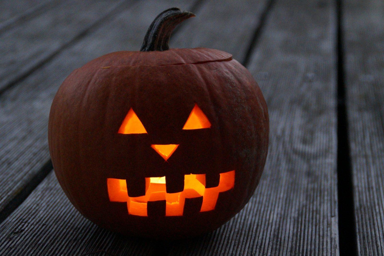 Halloween Dekoration Selbermachen Upcyclers