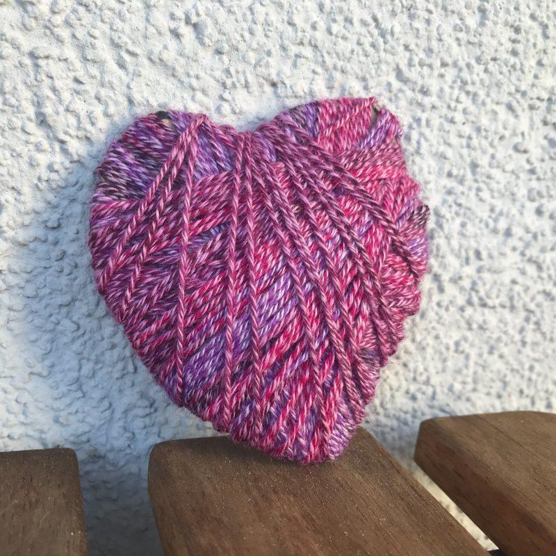 Valentinstagsherz